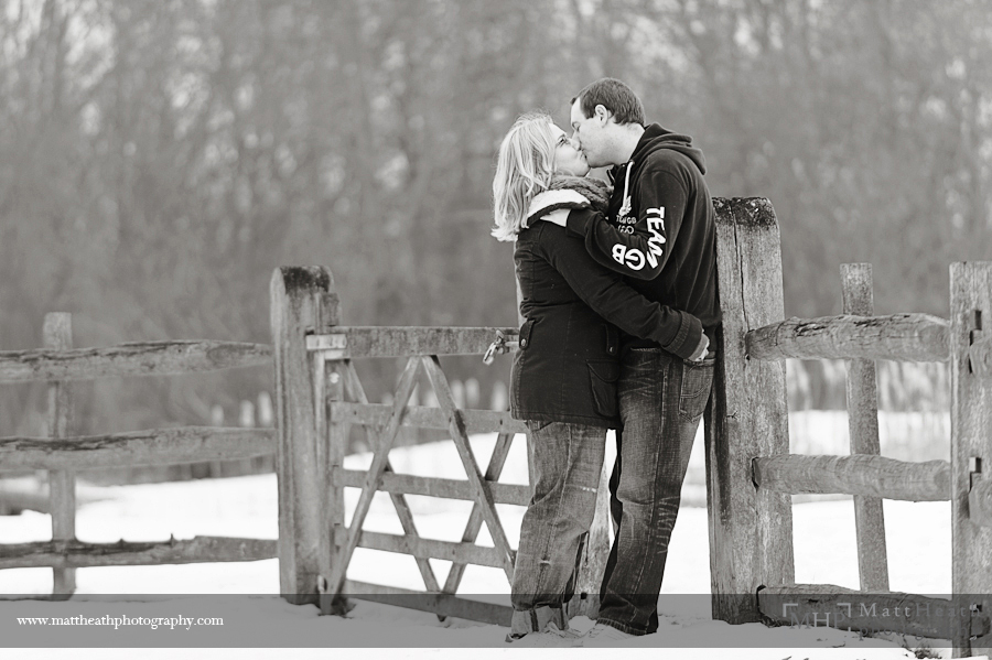 Bryan and Claire engagement session | Hertfordshire photography