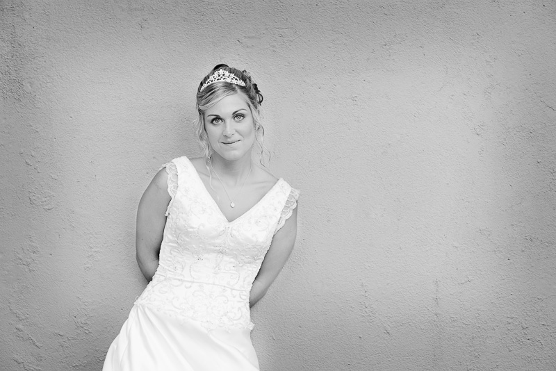 bridal portrait at down hall hertfordshire