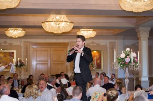 Singing waiters essex