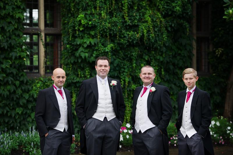 Fanhams Hall Wedding Photography-006