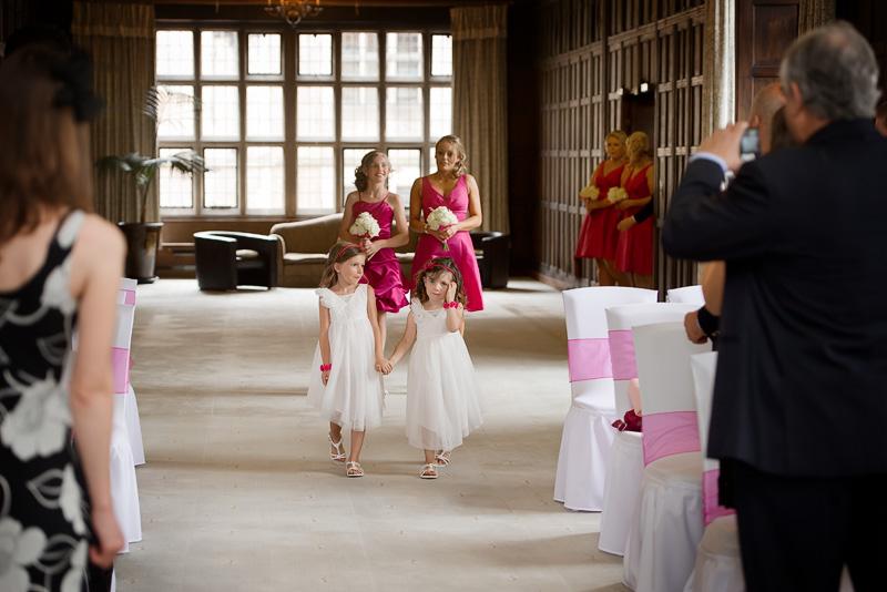 Fanhams Hall Wedding Photography-007