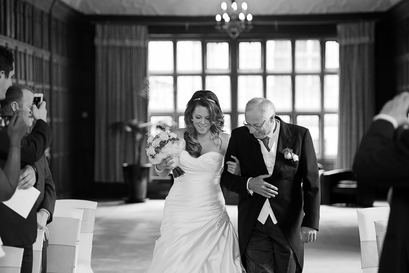 Fanhams Hall Wedding Photography-008
