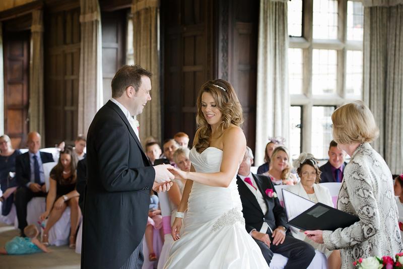 Fanhams Hall Wedding Photography-011