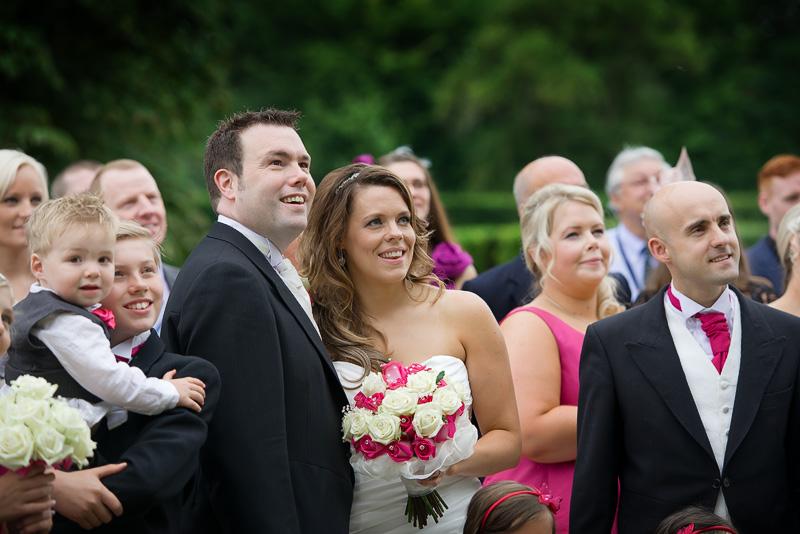 Fanhams Hall Wedding Photography-015