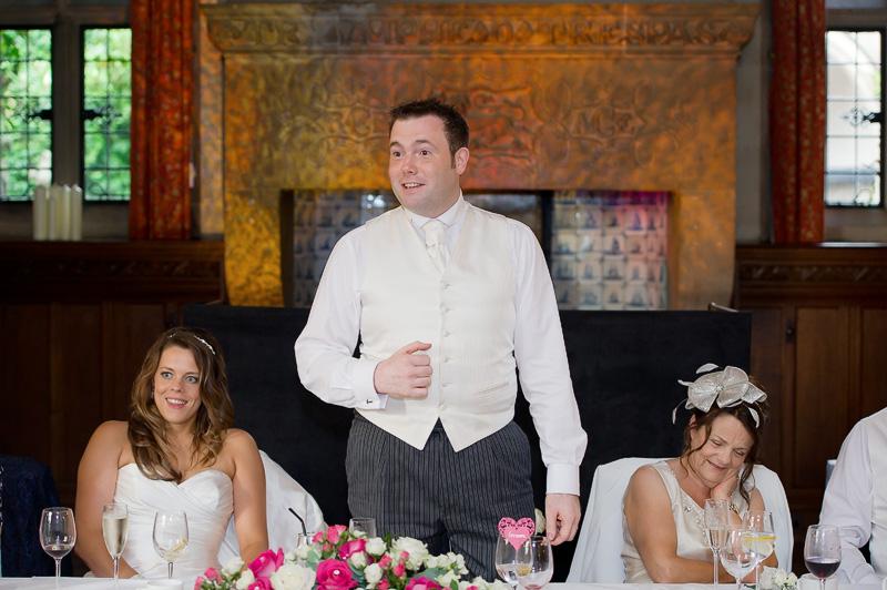 Fanhams Hall Wedding Photography-023