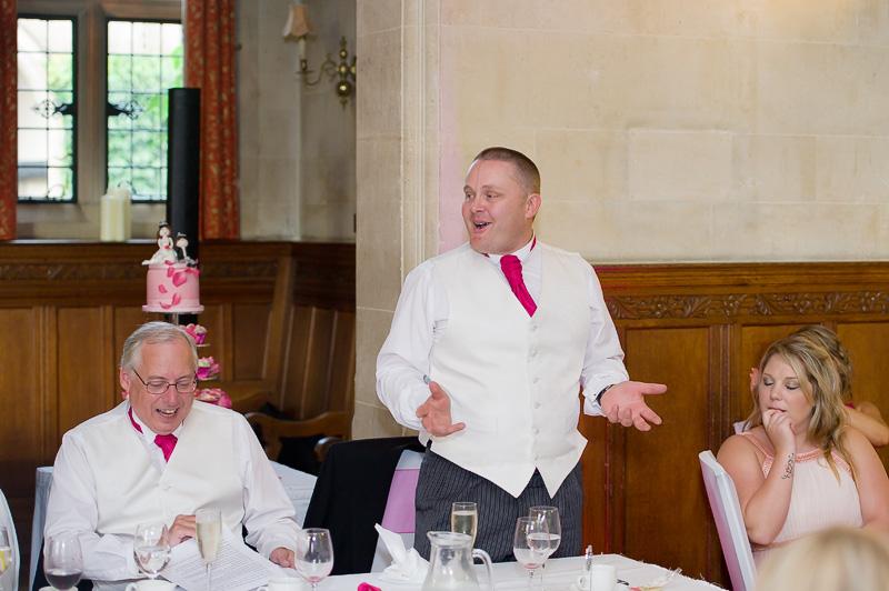 Fanhams Hall Wedding Photography-024