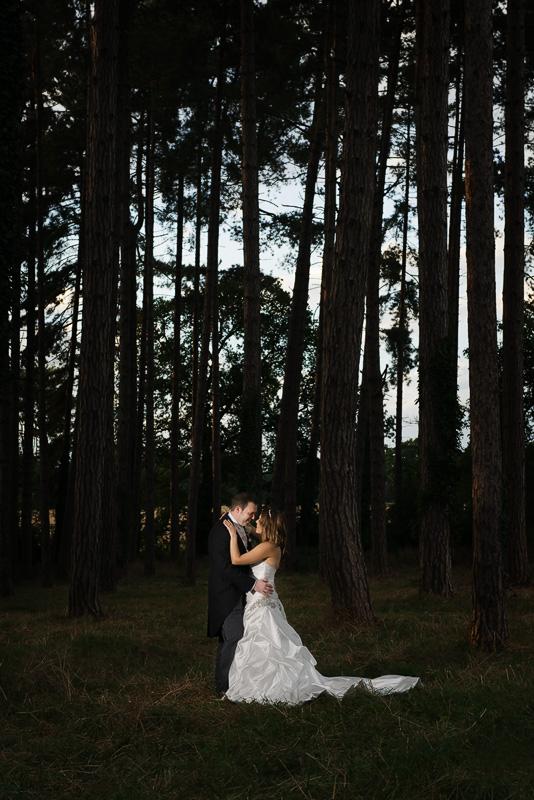 Fanhams Hall Wedding Photography-033