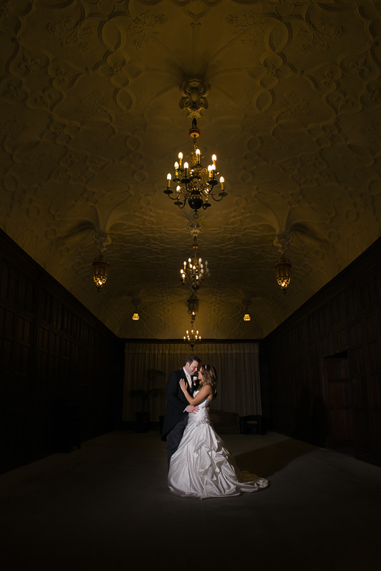 Fanhams Hall Wedding Photography-034