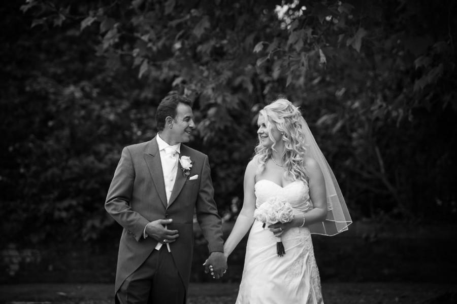 Hanbury Manor Wedding - Laura and Kos