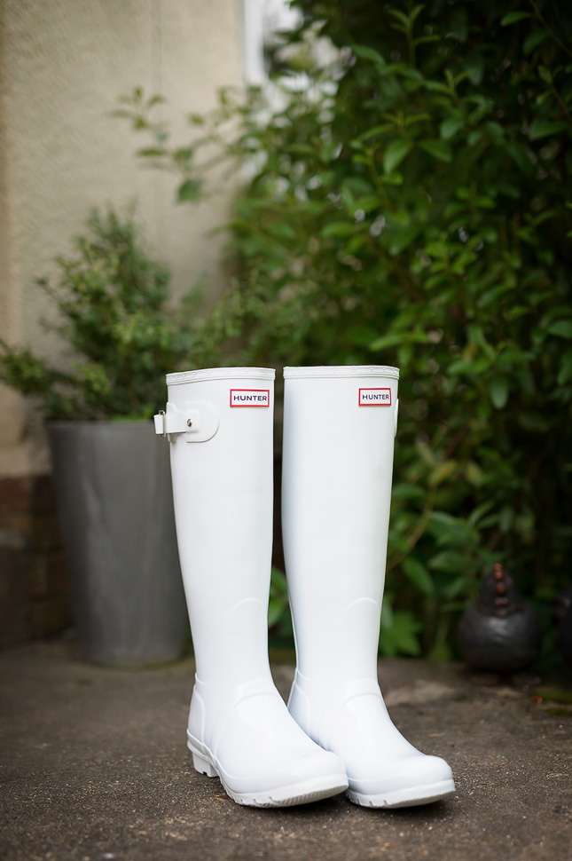 Wedding Wellies Bridal