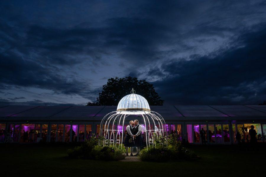 Parklands, Quendon Hall Wedding photos - James and John