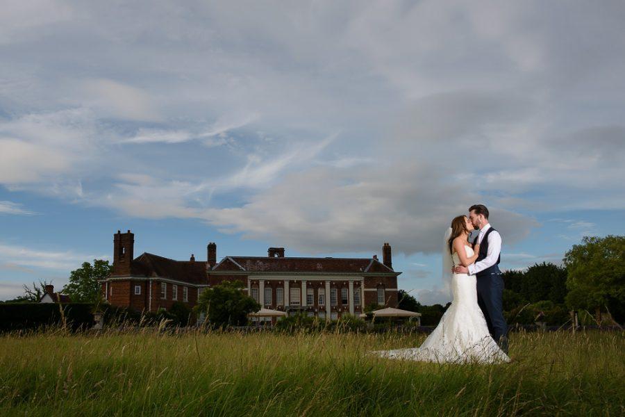 Parklands Quendon Hall Summer Wedding - Ashley and Matt