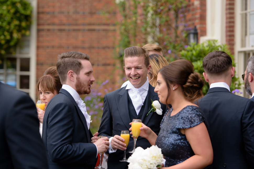 Parklands quedon hall summer wedding photos-043
