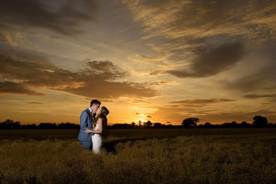 Houchins Farm Summer Wedding - Gemma and James