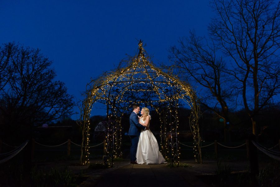 Gaynes Park Wedding - Jess and Dan