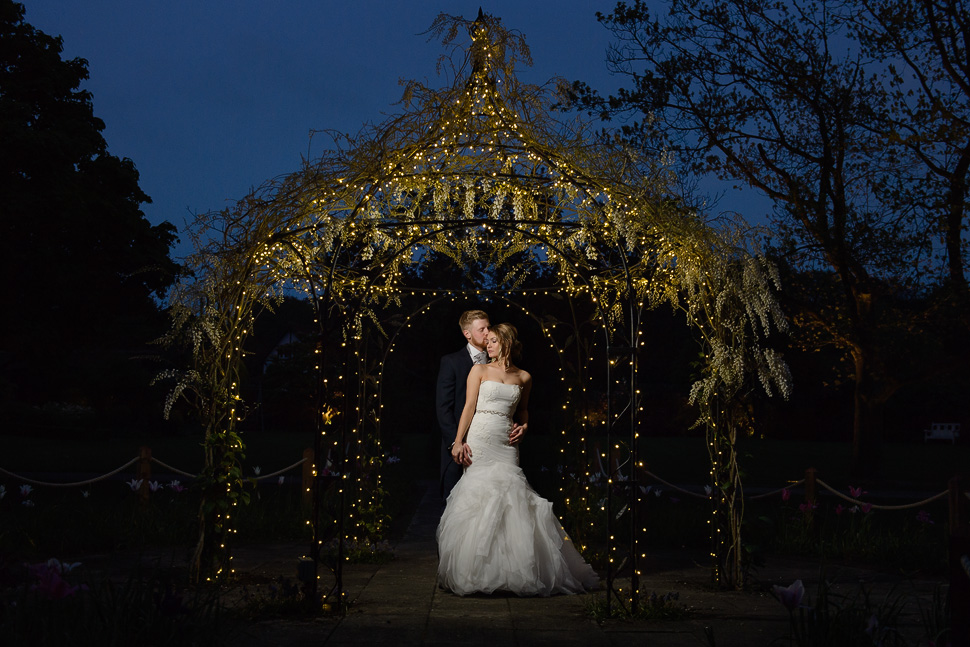 Gaynes Park Wedding in May