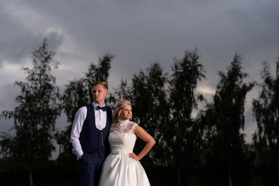 Crondon Park Wedding - Natalie and Ryan