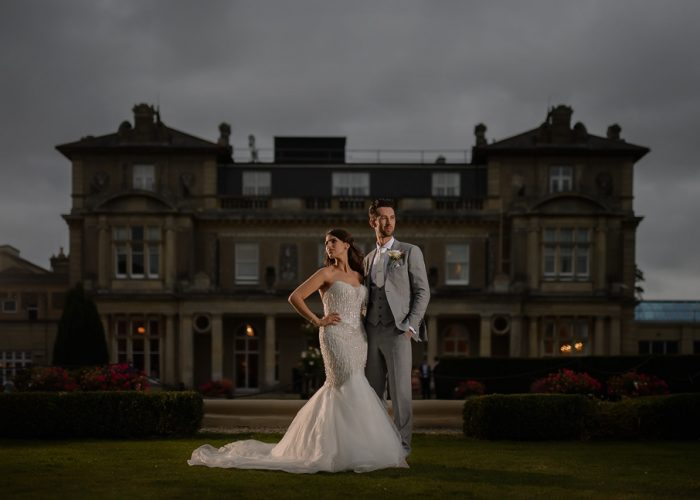 Summer Wedding At Down Hall - Olivia and Perry