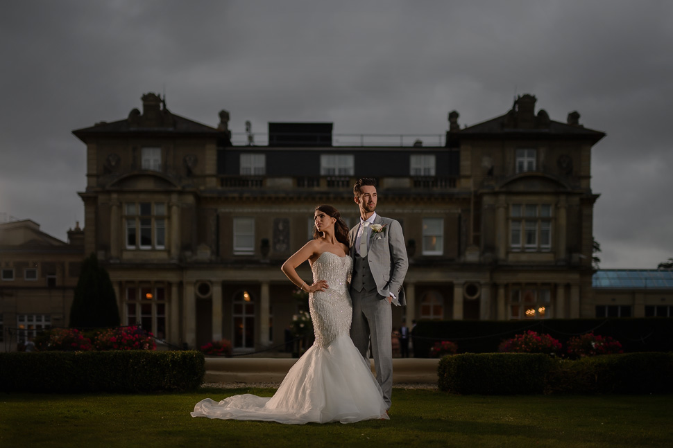 Summer Wedding At Down Hall – Olivia and Perry