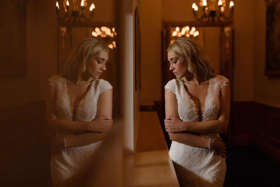 Down Hall Hotel & Spa Winter Wedding ~ Jenna and Rich