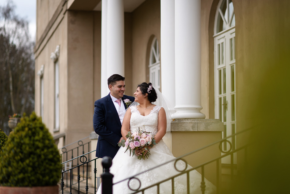 Rossanna and Chris's wedding previews – Down Hall