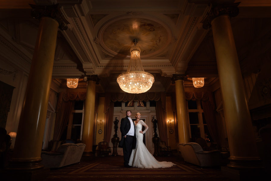 Down Hall Hotel Summer Wedding Photography - Joseph and Louise