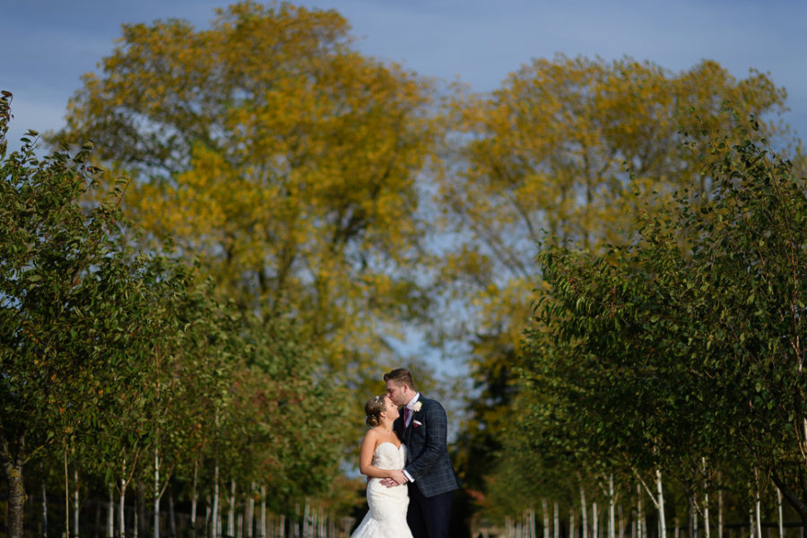 Autumn Wedding at The Reid Rooms - Amy and Mark