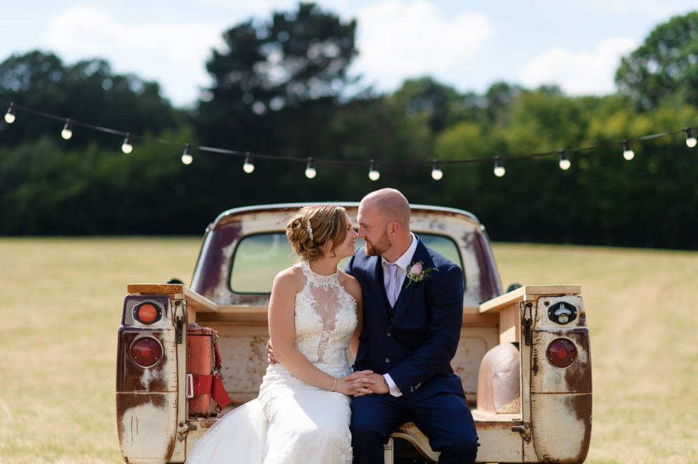 festival wedding photograph in hertfordshire