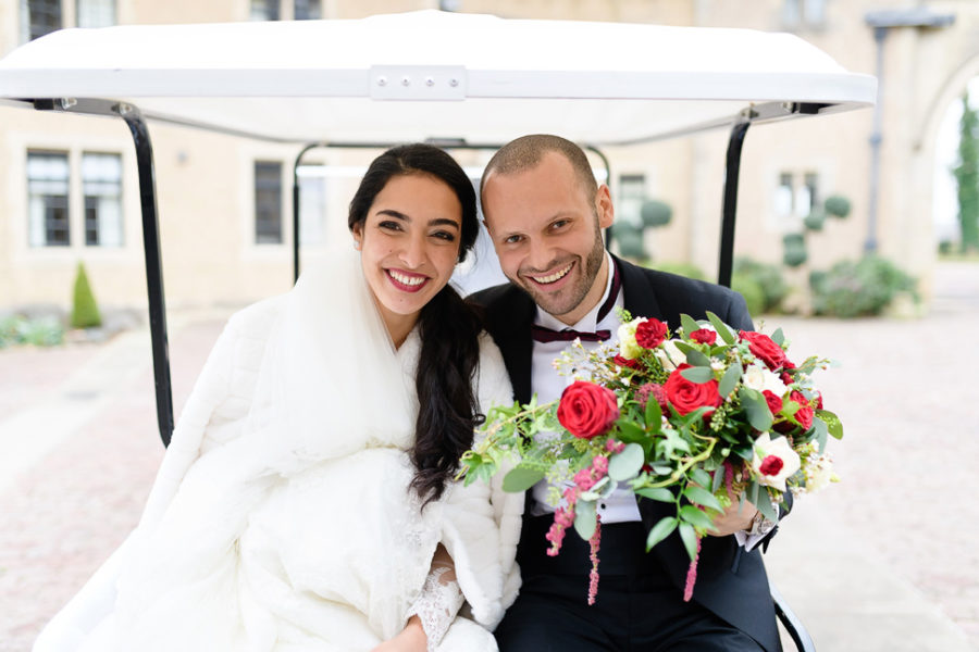 Fanhams Hall Egyptian Wedding - Adly & Monica