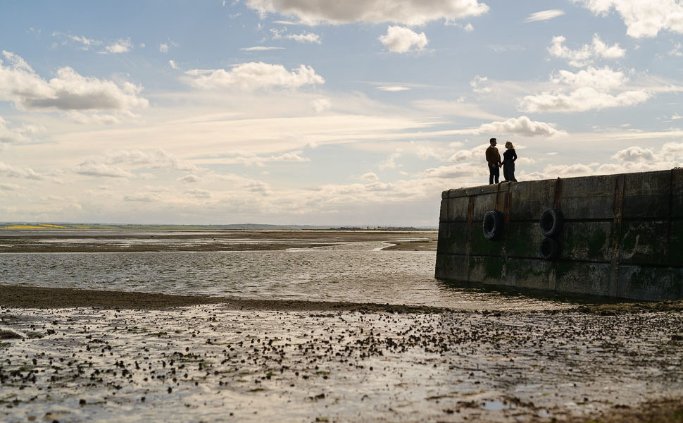 Leigh On Sea Wedding Photographer - Emma and Chris