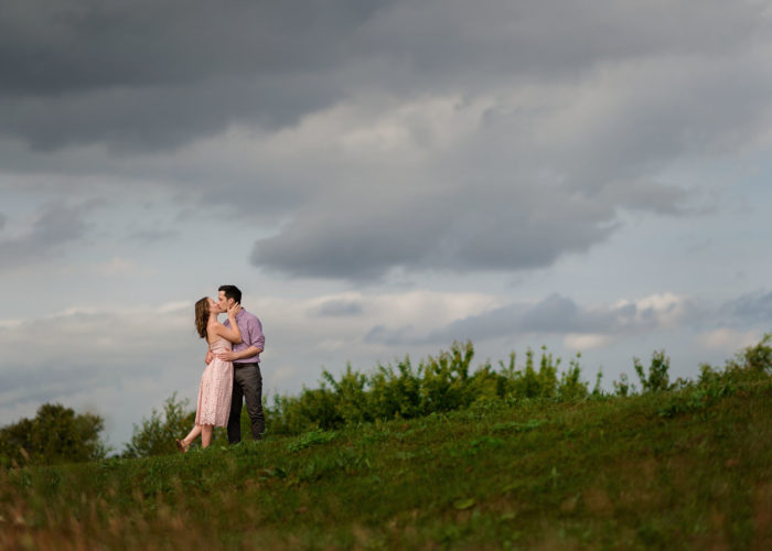 Maidens Barn Engagement Photography ~ Tom and Trish