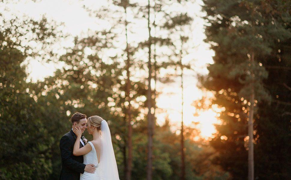 Summer Wedding at Down Hall ~ Samantha and James