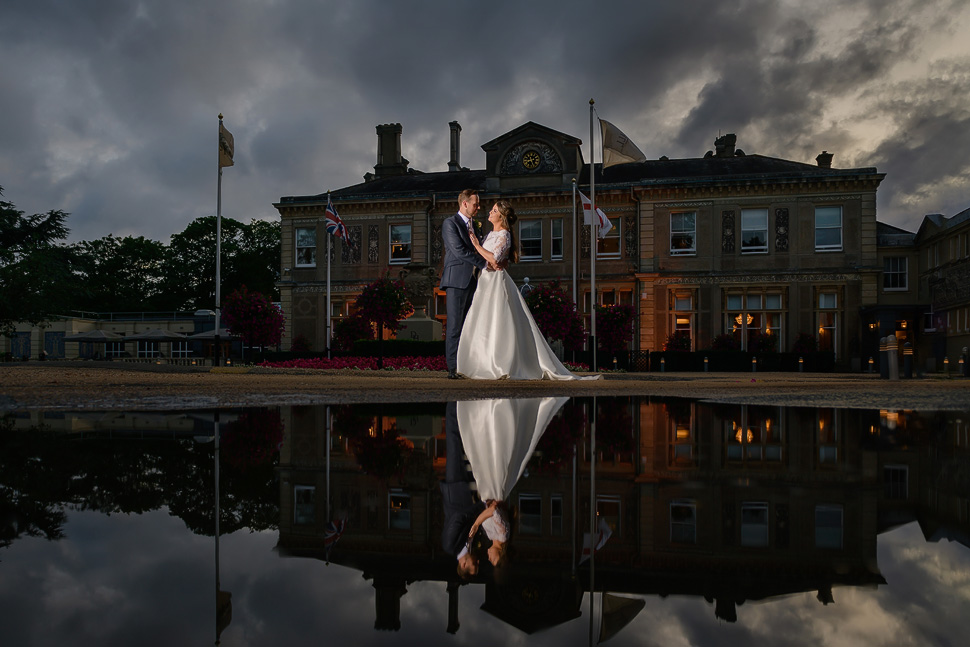 Wedding at Brentwood Cathedral & Down Hall with Erin & Sam