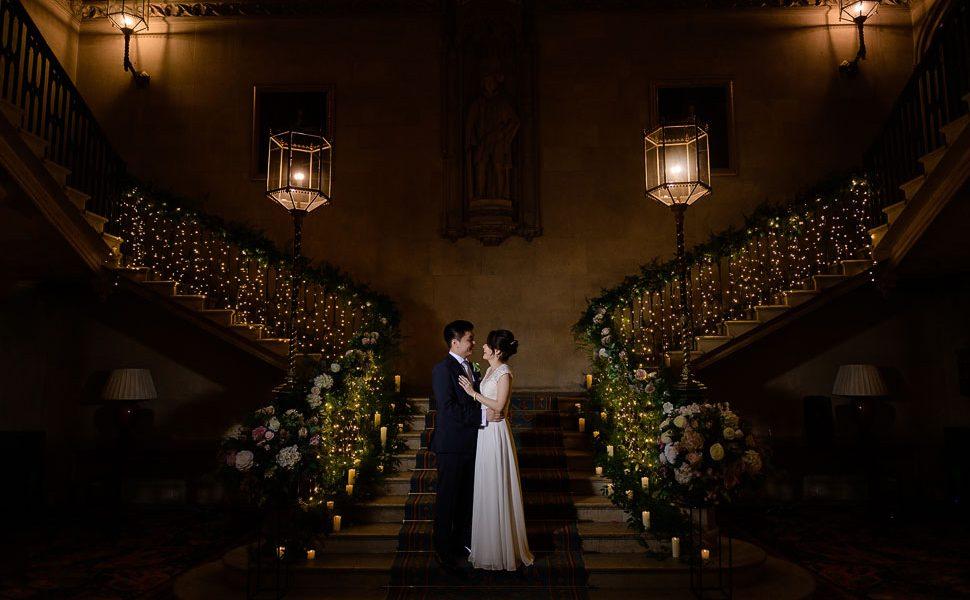 Ashridge House Wedding Photography ~ Christopher & Joan