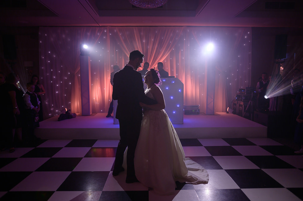 down hall first dance