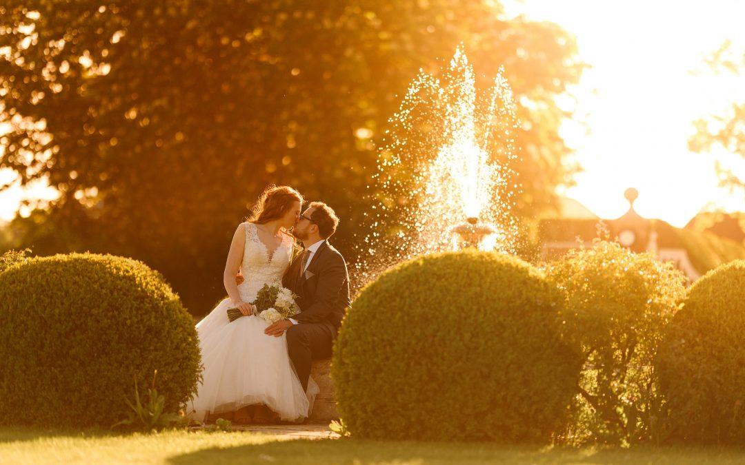 Parklands Summer wedding – Victoria and John